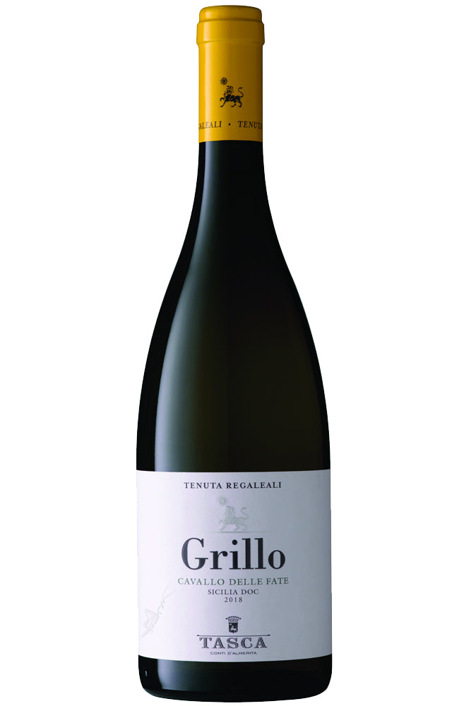Tasca Grillo White Wine