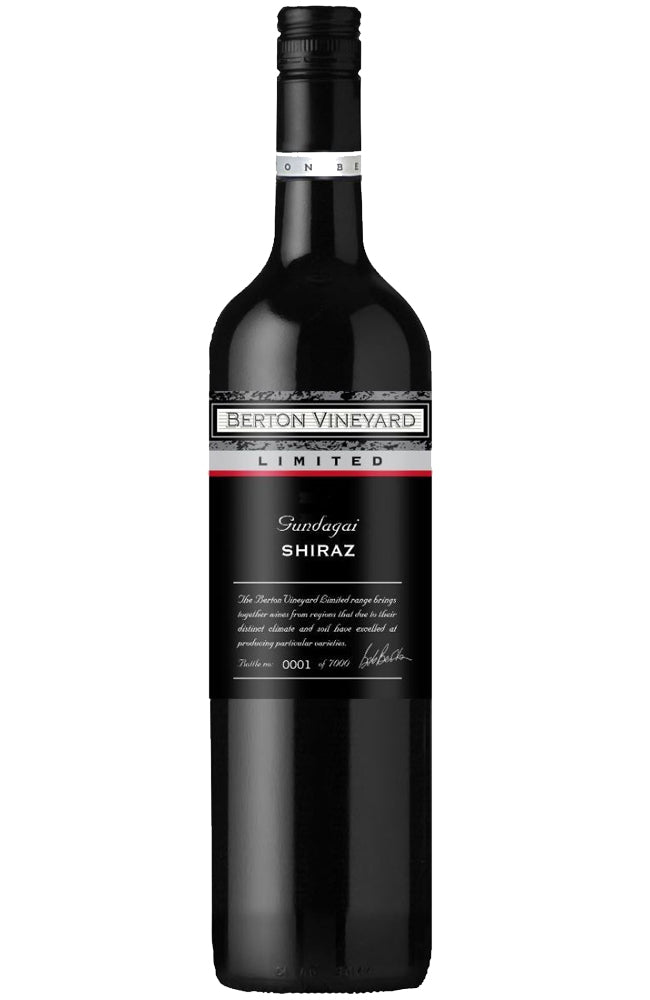 Berton Vineyard Gundagai Limited Edition Shiraz