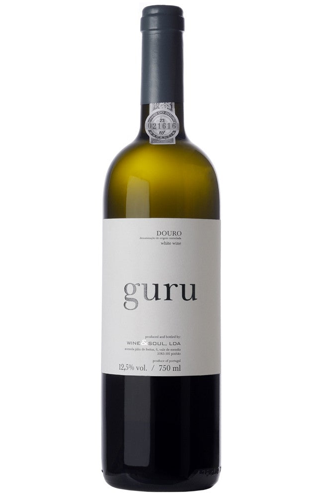 Wine & Soul Guru Branco White Wine from Portugal