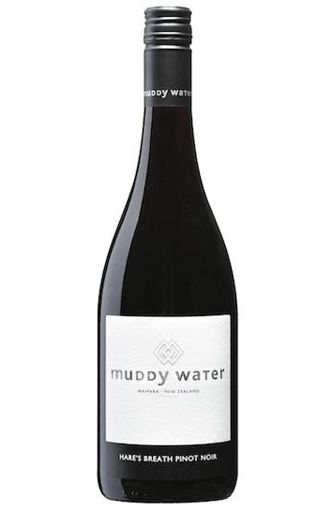 Muddy Water Hare's Breath Pinot Noir Red Wine
