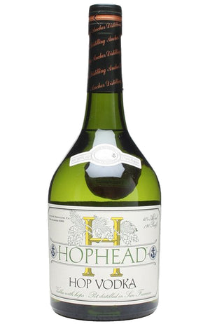 Hophead Hop Vodka USA
