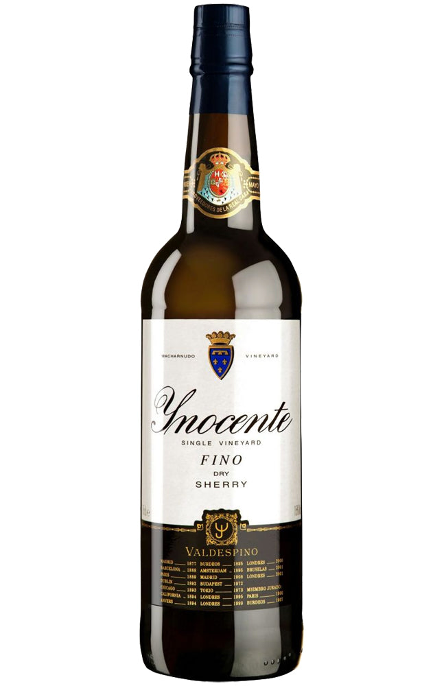 Valdespino Inocente Single Vineyard Fino (Dry) Sherry