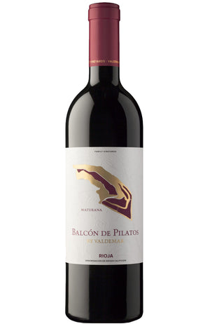 Bodegas Valdemar Balcón de Pilatos Maturana Rioja Red Wine