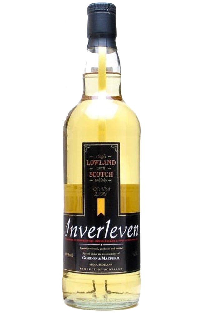 Gordon & MacPhail Inverleven 1990 Lowland Single Malt Scotch Whisky