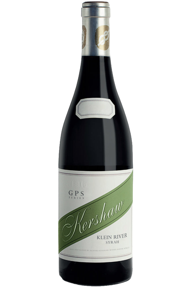 Richard Kershaw Wines GPS Series Klein River Syrah Red Wine