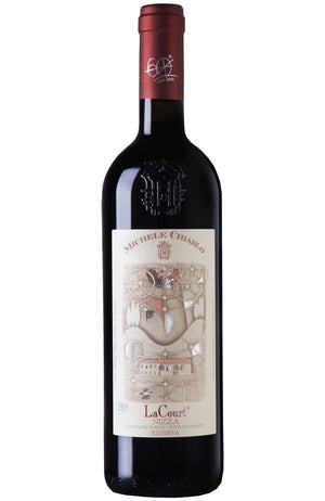 Michele Chiarlo La Court Nizza Riserva DOCG Barbera Red Wine