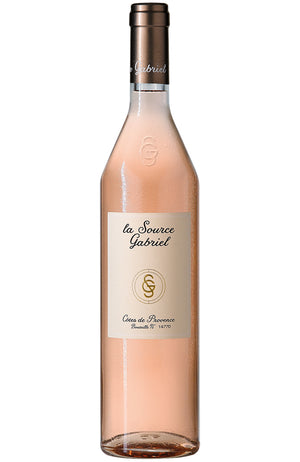 La Source Gabriel Rosé Wine from Provence