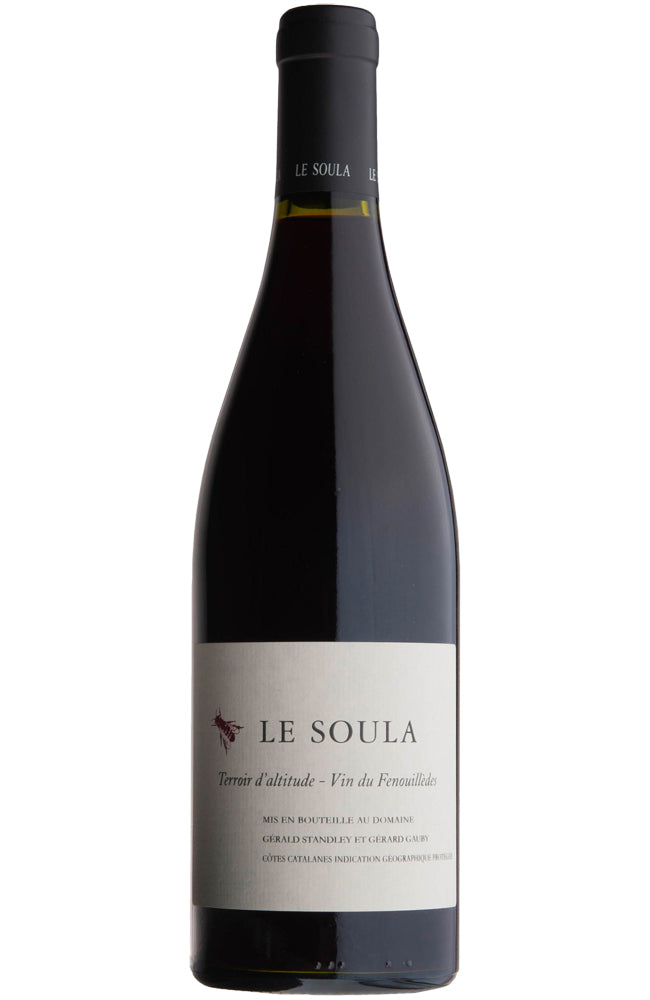 Le Soula Rouge VdP Côtes Catalanes Bottle