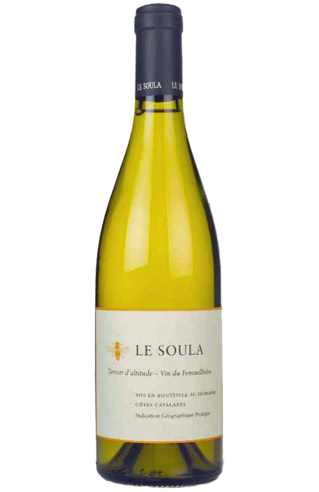Le Soula Blanc Bottle
