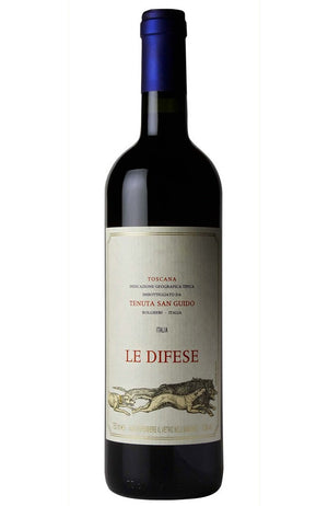 Tenuta San Guido Le Difese Red Wine from Tuscany