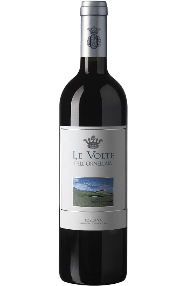 Ornellaia Le Volte Red Wine from Tuscany in Italy