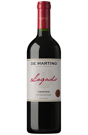 De Martino Legado Reserva Carmenere Chilean Red Wine