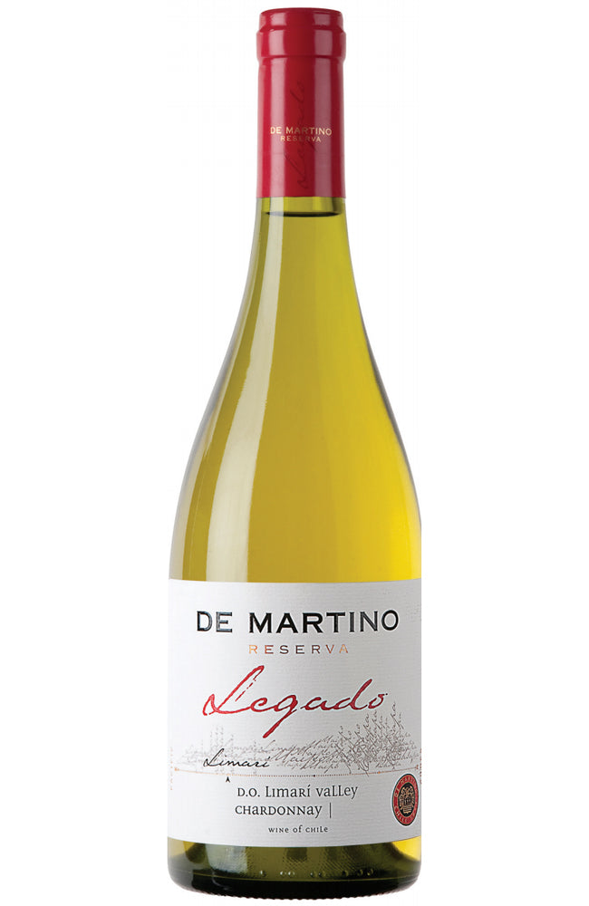 De Martino Legado Reserva Chardonnay from Chile