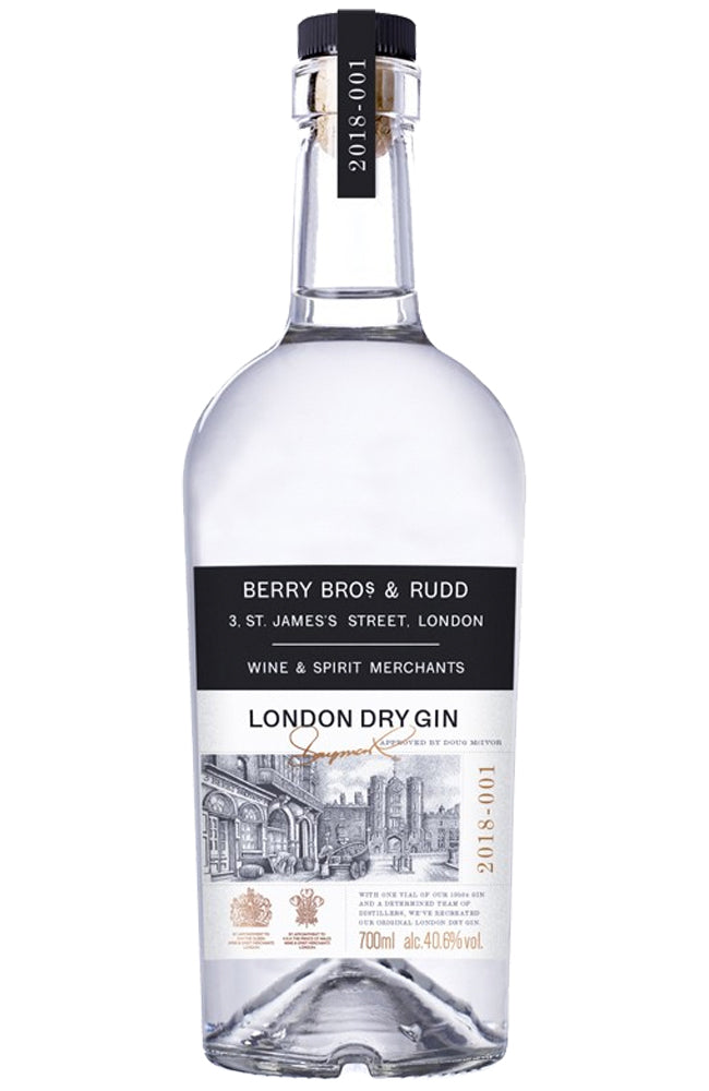 Berry Bros. & Rudd London Dry Gin