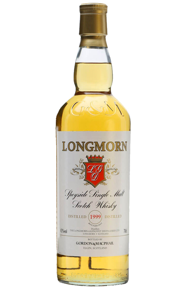 Gordon & MacPhail Longmorn 1999 Speyside Single Malt Scotch Whisky