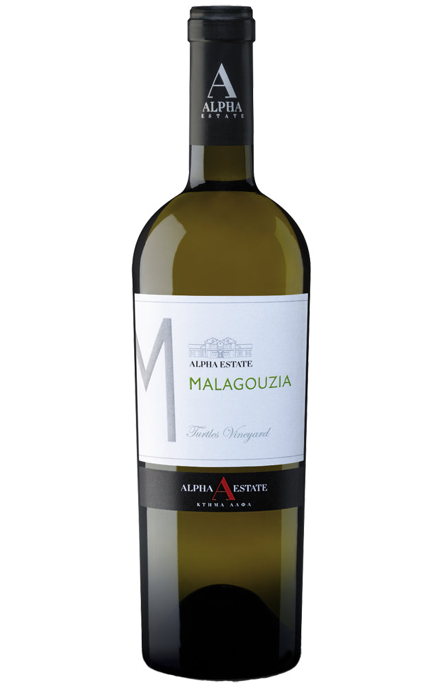 Alpha Estate Malagouzia Turtles Single Vineyard