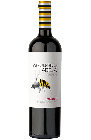 Durigutti Family Winemakers Aguijón de Abeja Obrera Malbec from Patagonia Bottle