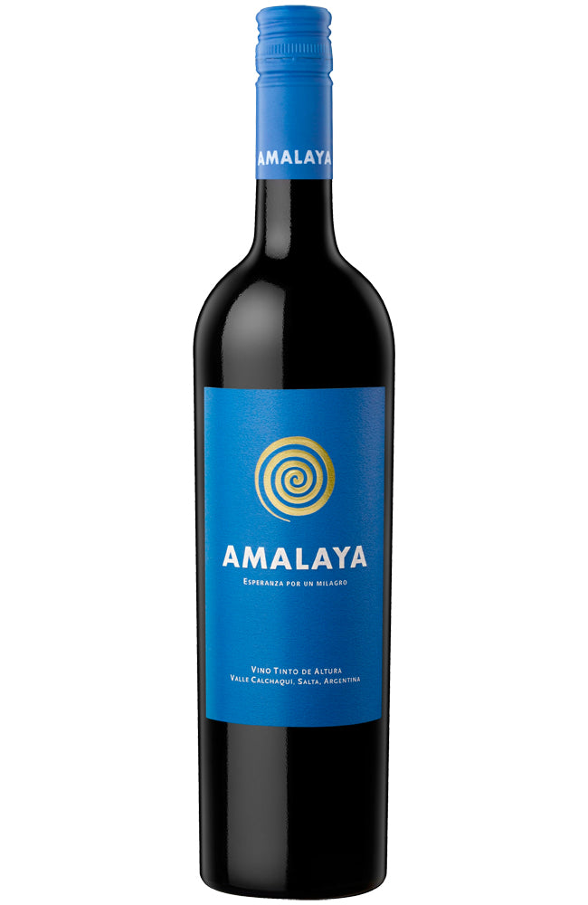 Amalaya Malbec Bottle