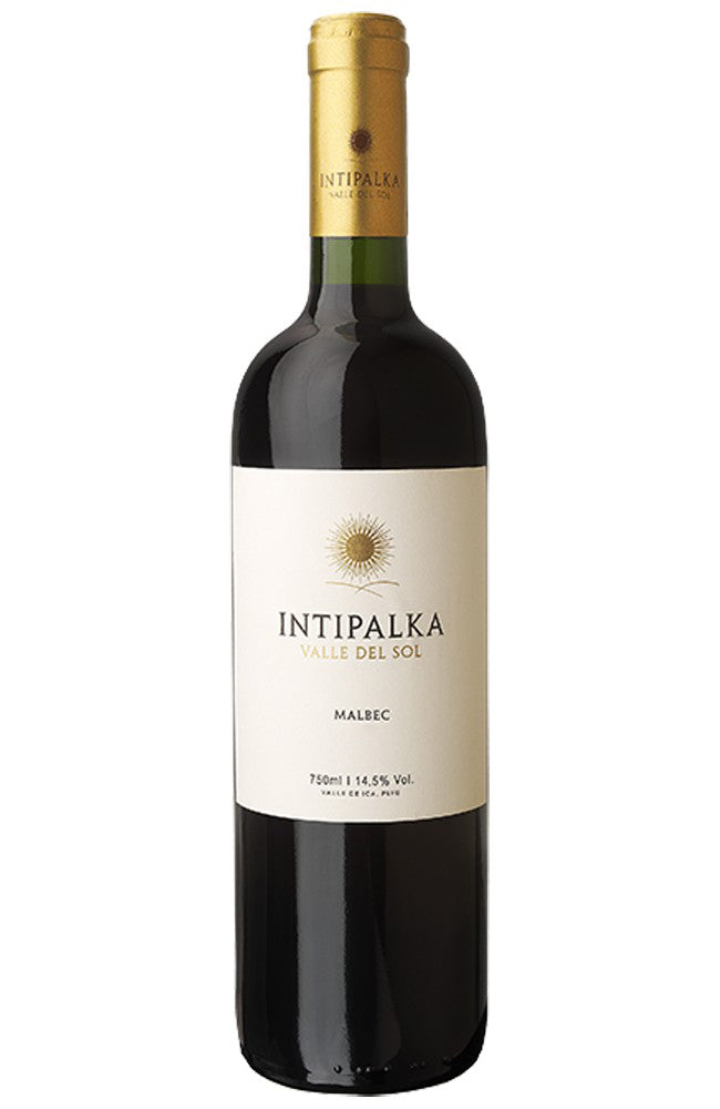 Viñas Queirolo Intipalka Malbec Red Wine from Peru