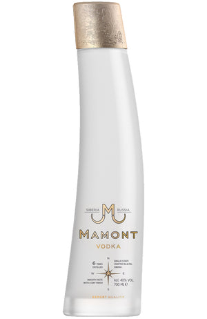 Mamont Single Estate Siberian Vodka