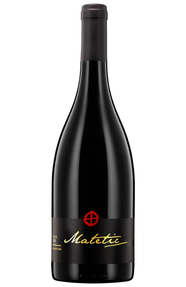 Matetic Syrah Chilean Red Wine