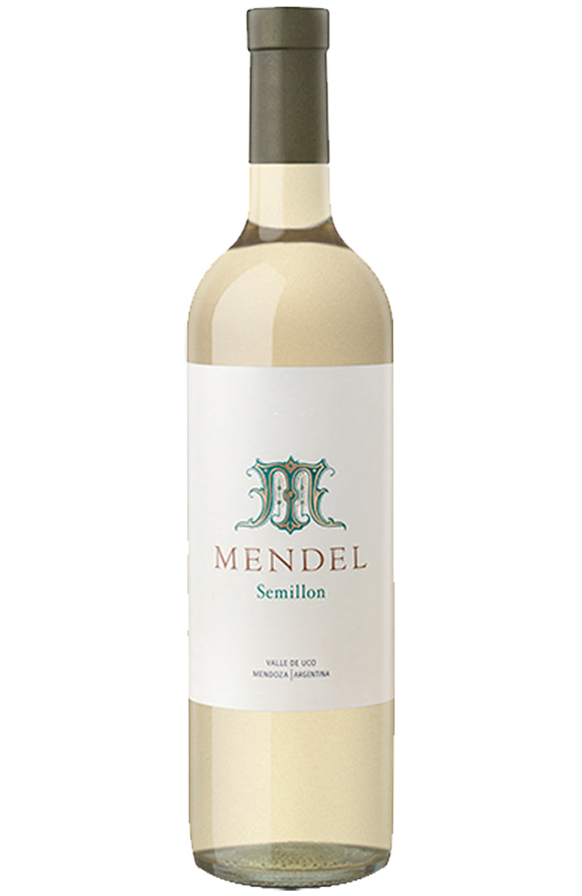 Mendel Wines Semillon Bottle