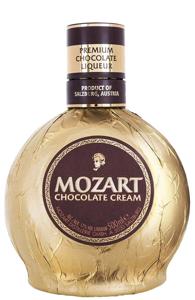 Mozart Gold Milk Chocolate Cream Liqueur