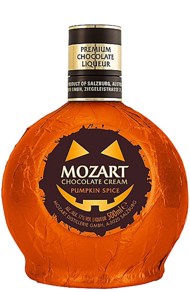 Mozart Chocolate Cream Pumpkin Spice Liqueur - 50cl | 17% ABV