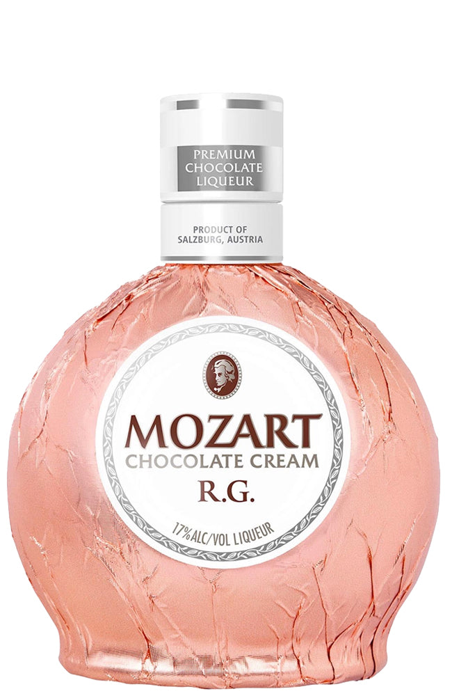 Mozart R.G. Super-Premium Chocolate Cream Liqueur
