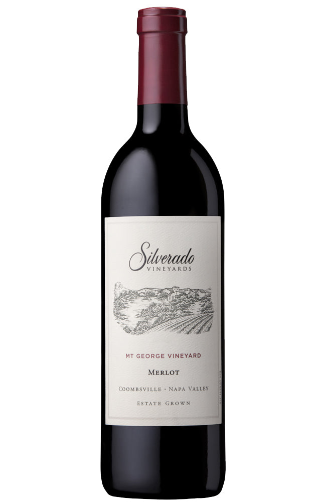 Silverado Vineyards Mt. George Merlot