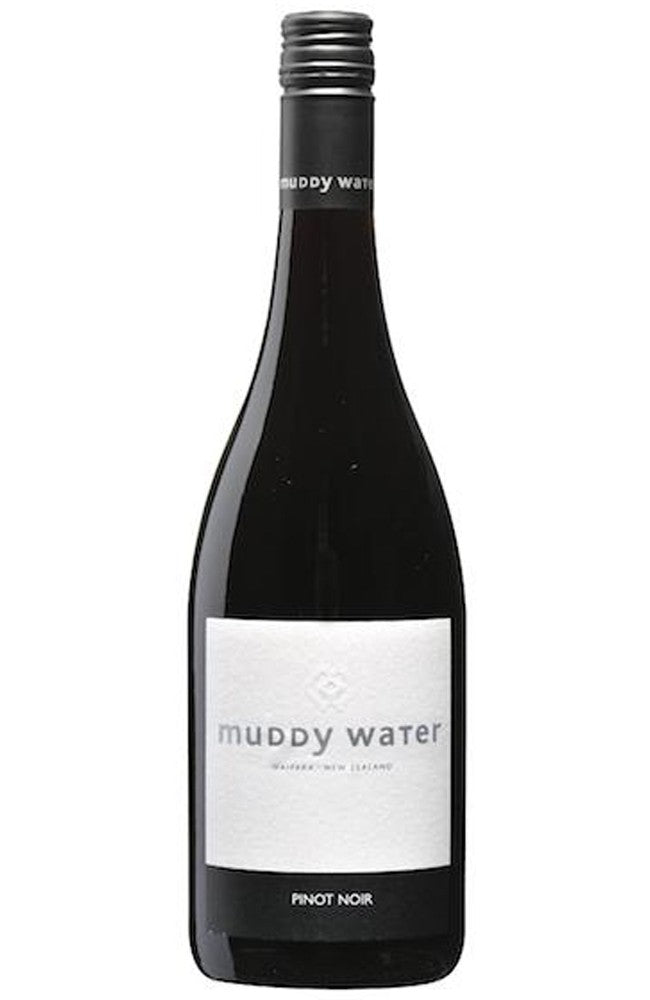 Muddy Water Pinot Noir from New Zealand