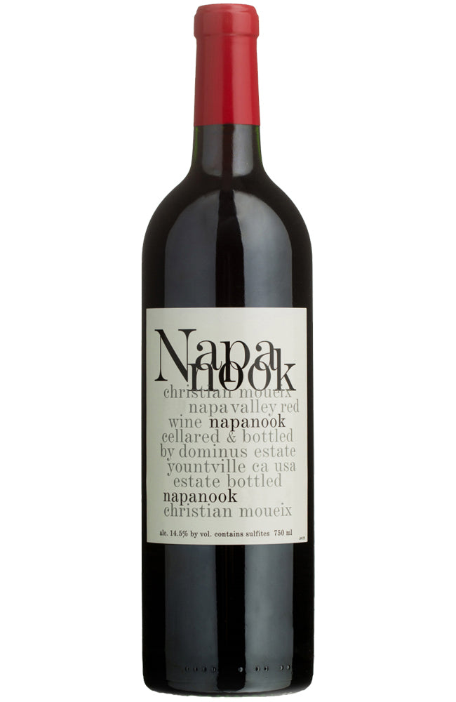 Napanook Red Wine Bottle