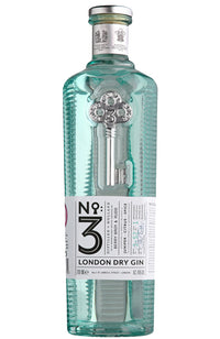 Berry Bros. No. 3 London Dry Gin Bottle