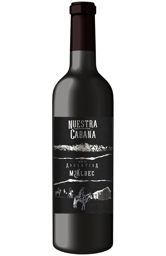 Nuestra Cabana Malbec Argentinian Red Wine