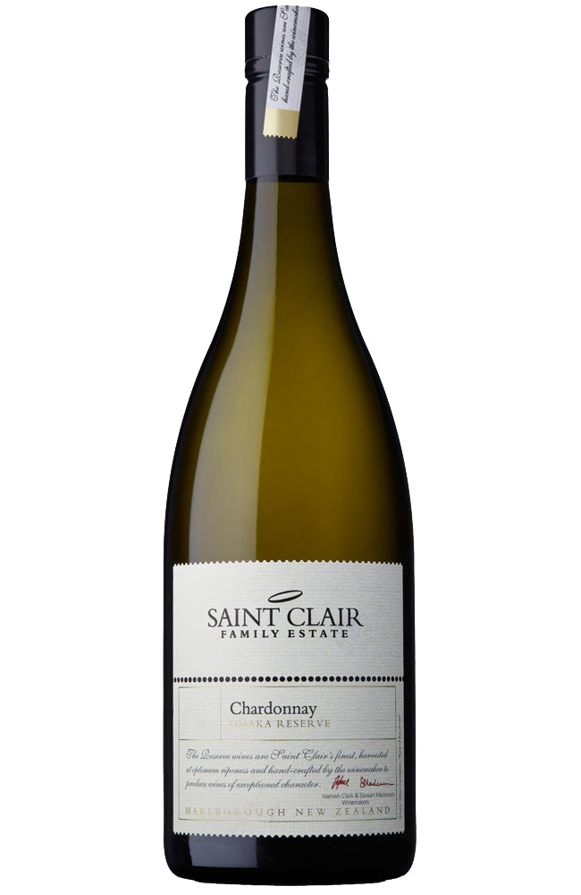 Saint Clair Family Estate Omaka Reserve Chardonnay