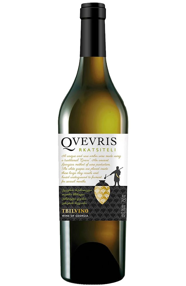 Tbilvino Qvevris Rkatsiteli Orange Wine