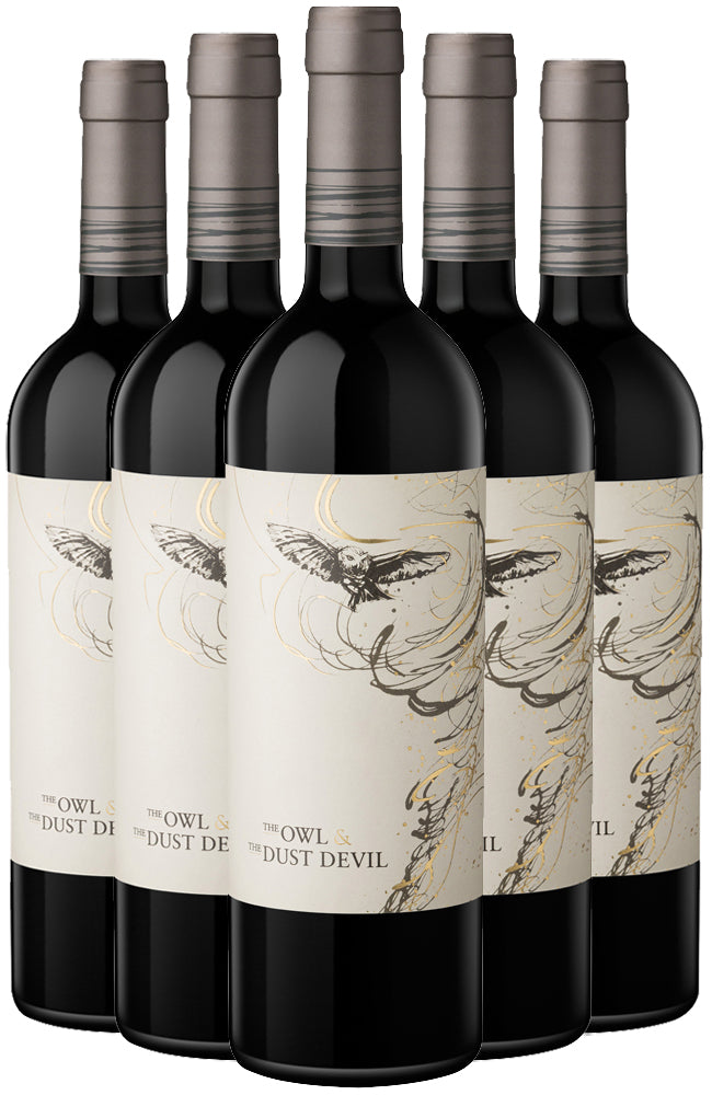 Finca Decero The Owl & The Dust Devil 2016