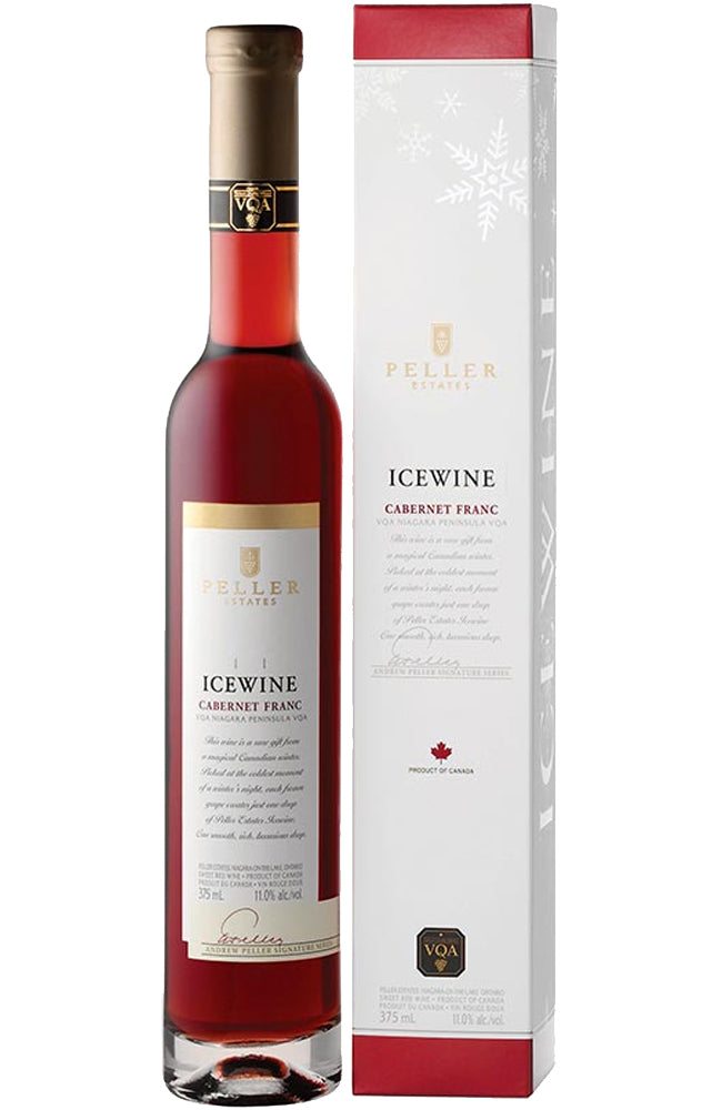 Peller Family Estates Cabernet Franc Icewine from Canada