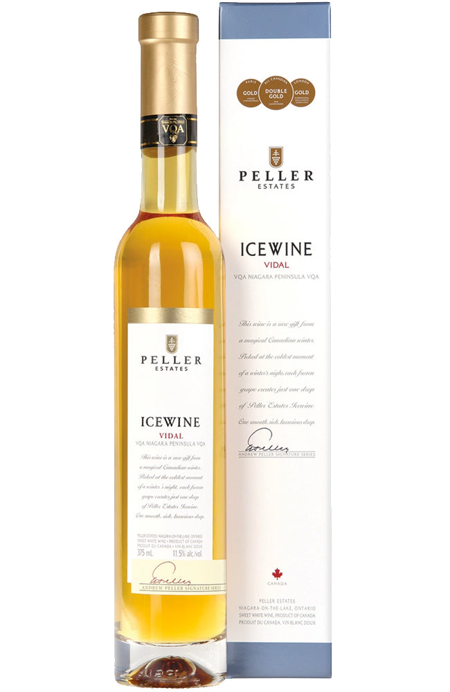 Peller Estates Vidal Blanc Icewine from Canada