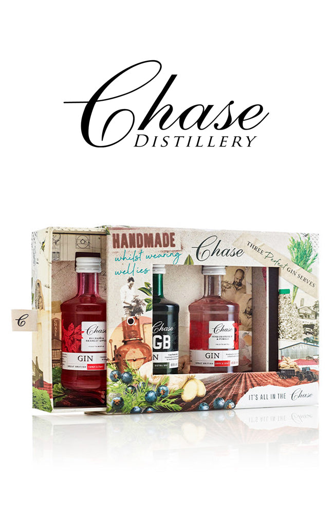 Chase Distillery Perfect Serve Gift Set