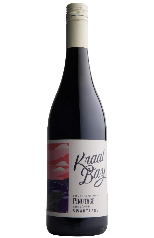 Kraal Bay Pinotage South African Red Wine