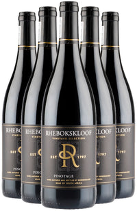 Rhebokskloof Vineyard Selection Pinotage 2017