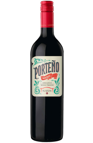 Bodega Norton Porteño Malbec Red Wine