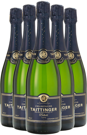 Champagne Taittinger Prélude Grands Crus NV (Gift Boxed)