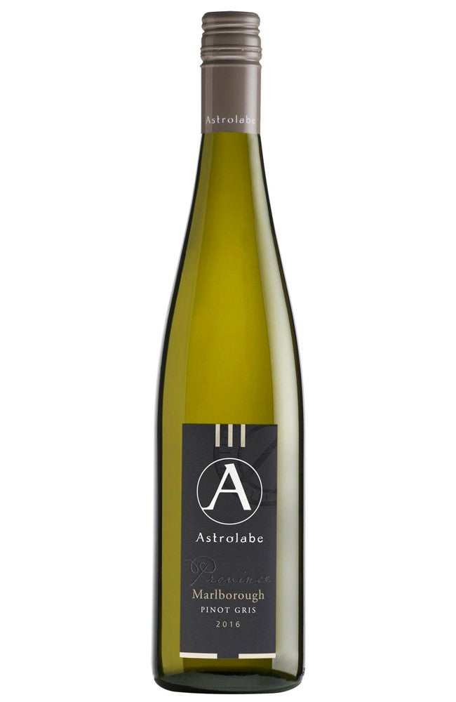 Astrolabe Province Pinot Gris New Zealand White Wine