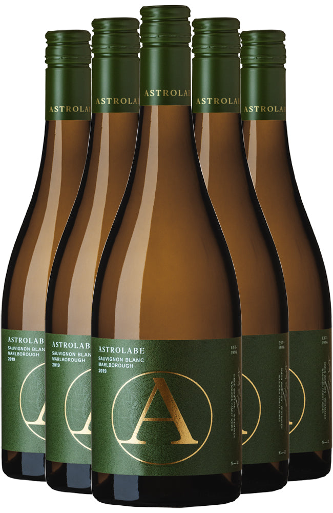 Astrolabe Marlborough Sauvignon Blanc 2019