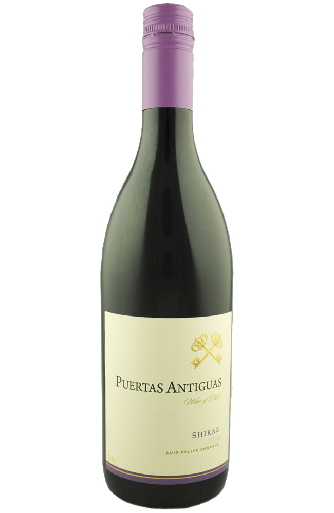 Luis Felipe Edwards Puertas Antiguas Shiraz Chilean Red Wine