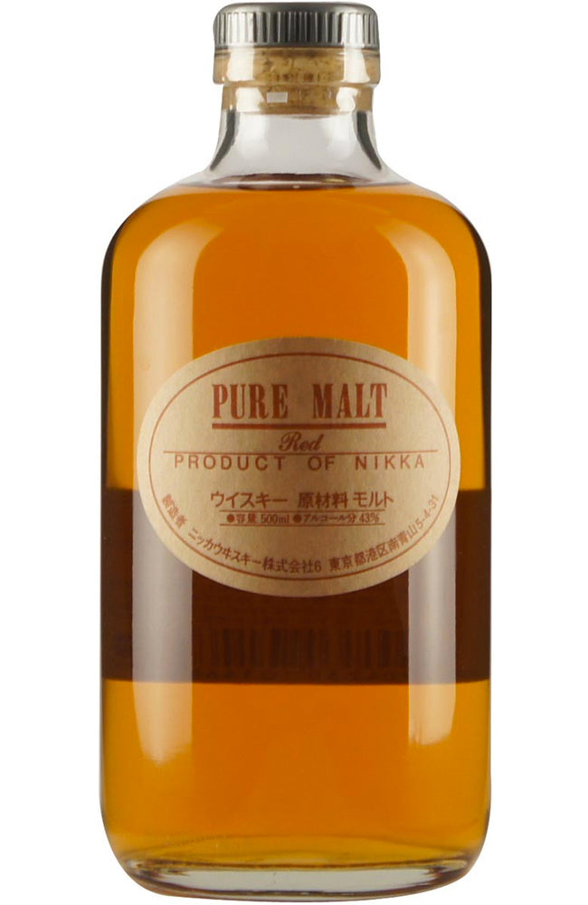 Nikka Pure Malt Red Label Japanese Whisky