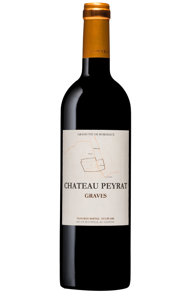 Chateau Peyrat AOC Graves Red Wine from Bordeaux