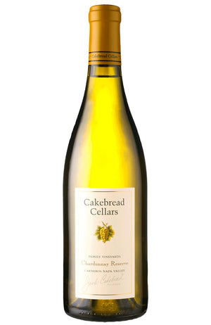 Cakebread Cellars Reserve Chardonnay Californian White Wine